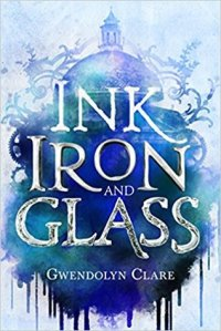 ink iron and glass