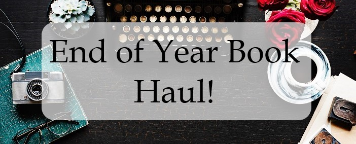 end of year book haul